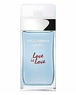 D&G Light Blue Love is Love 50ml Eau de Toilette