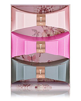 Ted Baker Sweet Treat Mini Bow Trio Ladies Gift Set