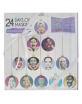 24 Days of Masking Advent Calendar
