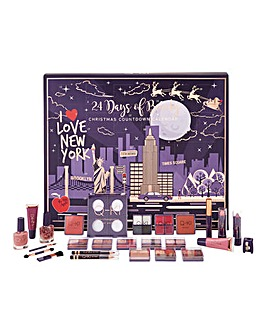 Q-KI New York Cosmetics Advent Calendar