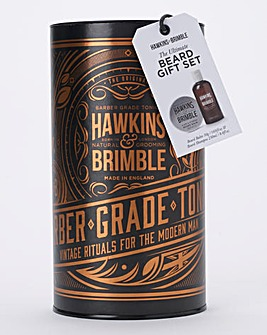 Hawkins & Brimble Beard Care Gift Set