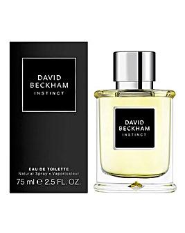 David Beckham Instinct EDT For Him 75ml