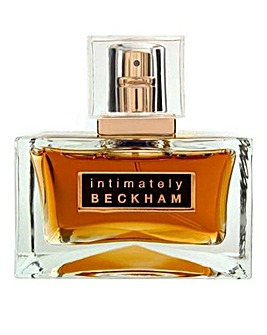 David Beckham Intimately Beckham Eau De Toilette For Him 75ml