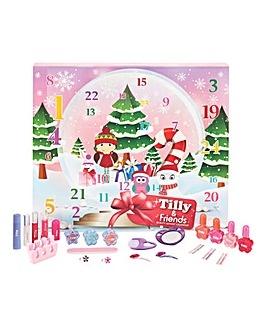 Tilly Snow Globe Beauty Advent Calendar