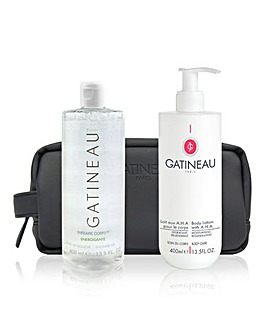 Gatineau AHA Body Lotion & Shower Gel Duo