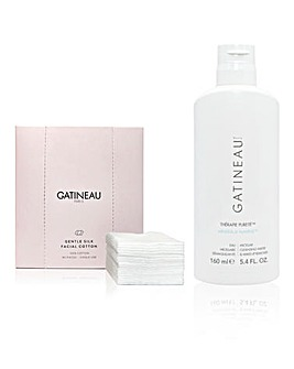 Gatineau Micellar Water with Free Gentle Silk Cotton Pads