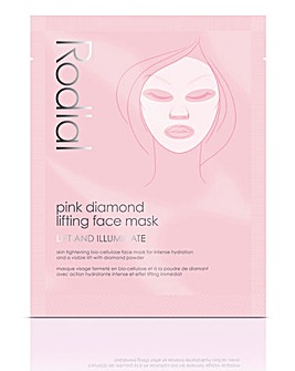 Rodial Pink Diamond Sheet Mask