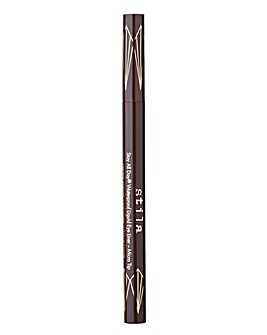 Stila Stay All Day Waterproof Micro Tip Liquid Liner- Dark Brown