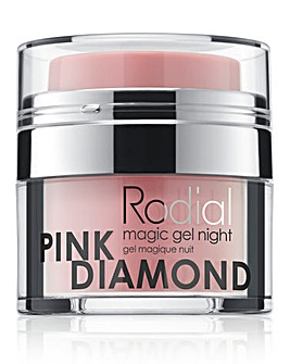 Rodial Pink Diamond Magic Gel Night Mini