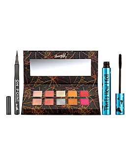 Barry M Fall In Love 2 Eyeshadow Palette, Mascara and Eyeliner Bundle