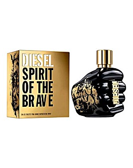 Diesel Spirit of The Brave 50ml Eau de Toilette