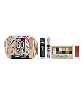 Maybelline Dare To Go Nude Gift Set