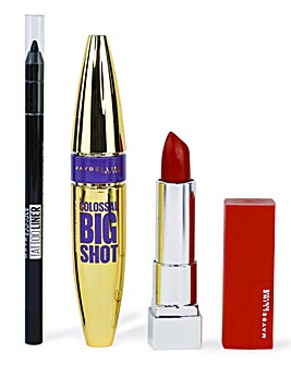 Maybelline Get Up and Glam Makeup Gift Set