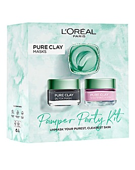 L'Oreal Paris Pamper Party Kit