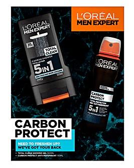 L'Oreal Men Expert Carbon Protect Gift Set
