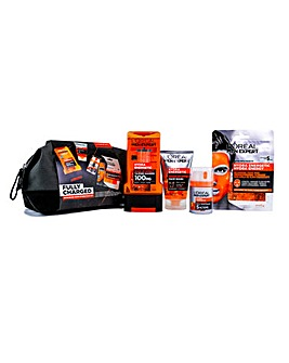 L'Oreal Men Expert Fully Charged Washbag