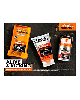 L'Oreal Men Expert Alive & Kicking Gift Set
