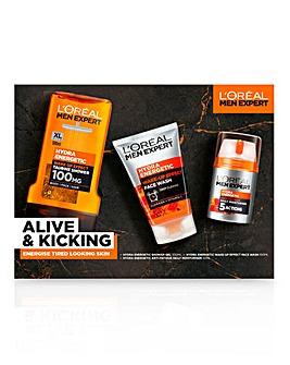 L'Oreal Men Expert Alive & Kicking Gift Set