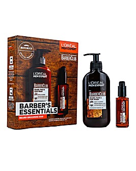 L'Oreal Men Expert Barber's Essentials Beard Grooming Duo