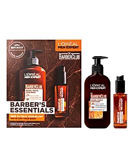 L'Oreal Men Expert Barber's Essentials Beard Grooming Duo