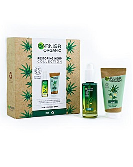 Garnier Restore & Soothe Hemp Collection