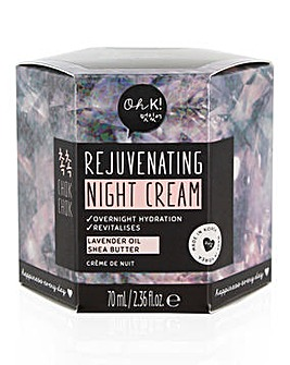 Oh K! Chok Chok Rejuvenating Night Cream