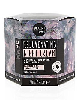 Oh K! Chok Chok Rejuvenating Night Cream