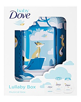 Dove Baby Lullaby Music Tin Set