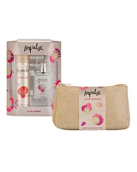 Impusle Beauty Bag & Fragrance Gift Sets