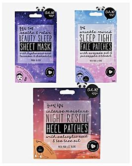Oh K! Beauty Sleep Mask Bundle