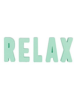 We Live Like This On Cloud Nine Relax Bath Fizzer