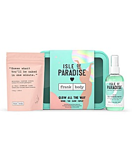 Isle of Paradise Glow All The Way Gift Set