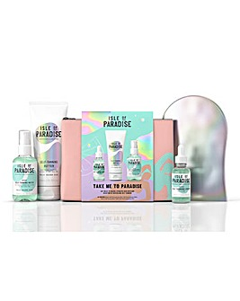 Isle of Paradise Take Me To Paradise Gift set