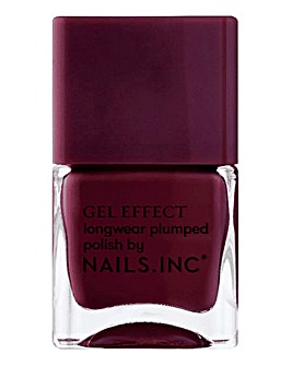 Nails Inc Kensington High Street Gel Effect Nail Polish