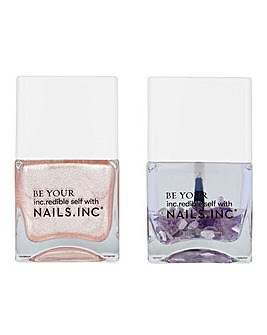 Nails Inc Crystals Made Me Do It Nail Polish Duo