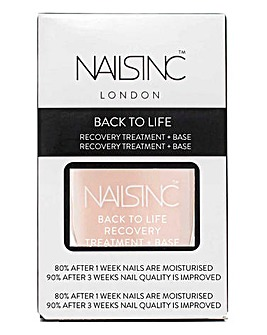 Nails Inc Back To Life Recovery Nail Treatment