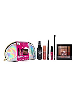 NYX Professional Makeup Diamonds & Ice Please Girl's Best Friend Gift Set