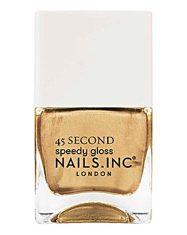 Nails Inc Show Up In Shoreditch 45 Second Speedy Gloss Nail Polish