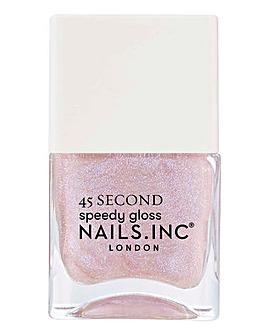 Nails Inc Starring In Soho 45 Second Speedy Gloss Nail Polish