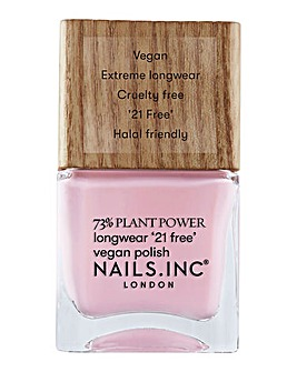 Nails Inc Plant Power Everyday Self Care Nail Polish