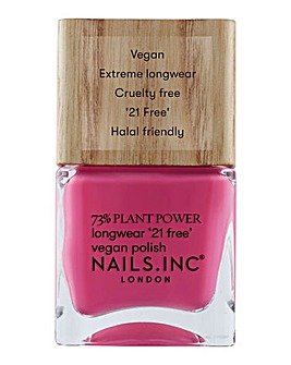 Nails Inc Plant Power U Ok Hun Nail Polish