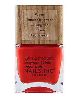 Nails Inc Plant Power Eco Ego