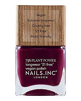 Nails Inc Plant Power Flex My Complex Nail Polish