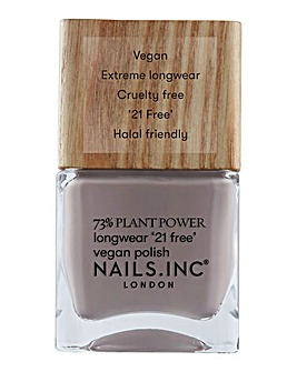 Nails Inc Plant Power What's Your Spirituality Nail Polish