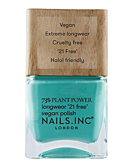 Nails Inc Plant Power Just Avoca Do It