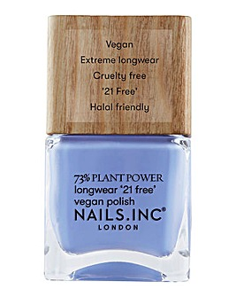 Nails Inc Plant Power Soul Surfing Nail Polish