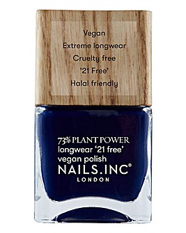 Nails Inc Plant Power Spiritual Gangster Nail Polish