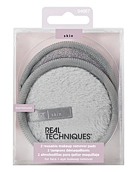 Real Techniques 2 Reusable Make Up Remover Pads