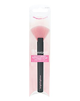 Real Techniques Easy As 1 2 3 Highlighter Brush