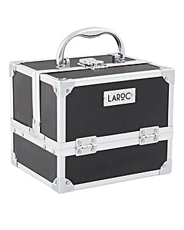 LaRoc Mirrored Make Up Case